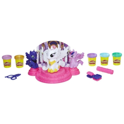 Play-Doh My Little Pony Canterlot Court
