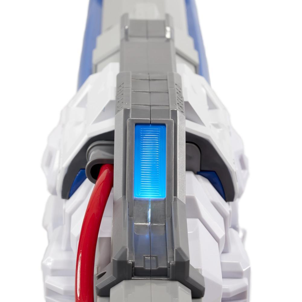 Overwatch Soldier: 76 Nerf Rival Blaster and Targeting Visor