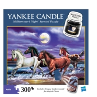 Yankee Candle Midsummer's Night Scented 300-Piece Puzzle