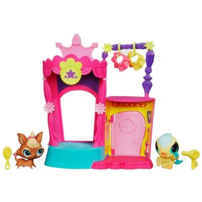 LITTLEST PET SHOP BACKSTAGE TALENT STUDIO Set