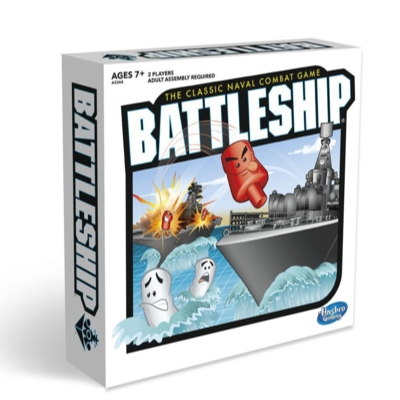 Battleship Classic Board Game Strategy Game