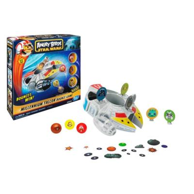 ANGRY BIRDS STAR WARS MILLENNIUM FALCON Bounce Game