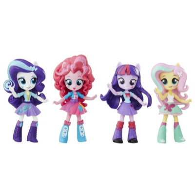 My Little Pony Equestria Girls Elements of Friendship Sparkle Collection