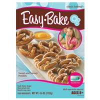 EASY BAKE Sweet and Savory Pretzels Mixes