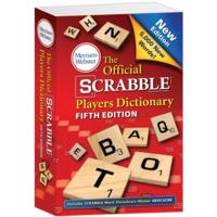 Merriam-Websters Official SCRABBLE Dictionary
