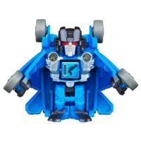 TRANSFORMERS BOT SHOTS Battle Game Series 1 THUNDERCRACKER Vehicle