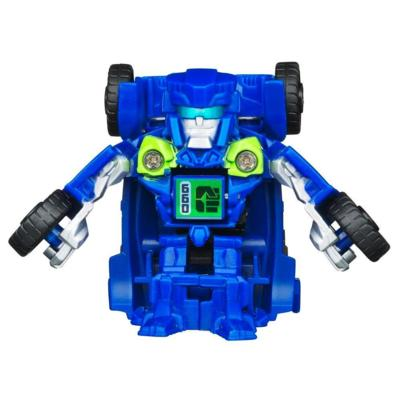 TRANSFORMERS BOT SHOTS Battle Game Series 1 AUTOBOT TOPSPIN Vehicle