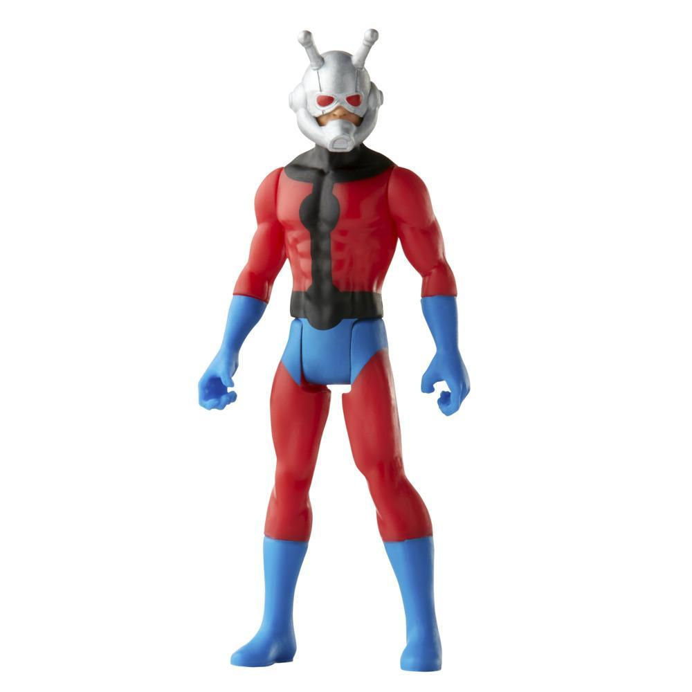 Hasbro Marvel Legends 3.75-inch Retro 375 Collection Ant-Man Action Figure Toy