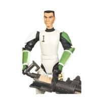 STAR WARS THE CLONE WARS CLONE TROOPER Hevy in Training Armor