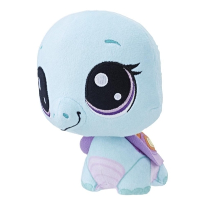 Littlest Pet Shop Plush Bobblehead Bev Gilturtle