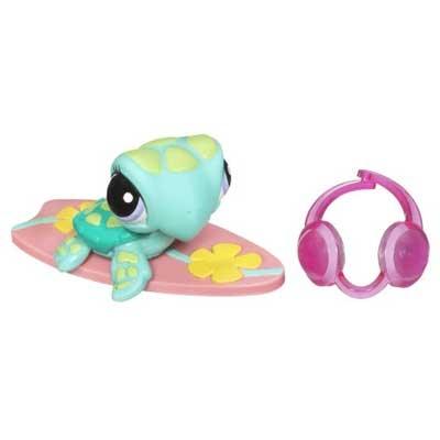 LITTLEST PET SHOP Special Edition Pet (Sea Turtle)