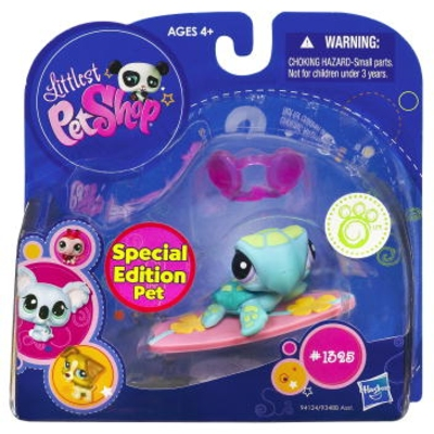 LITTLEST PET SHOP Special Edition Pet (Sea Turtle)