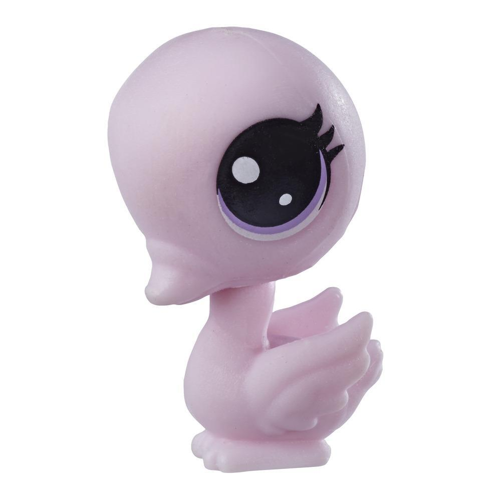 Littlest Pet Shop Value Pet (Swan), Mini Scale