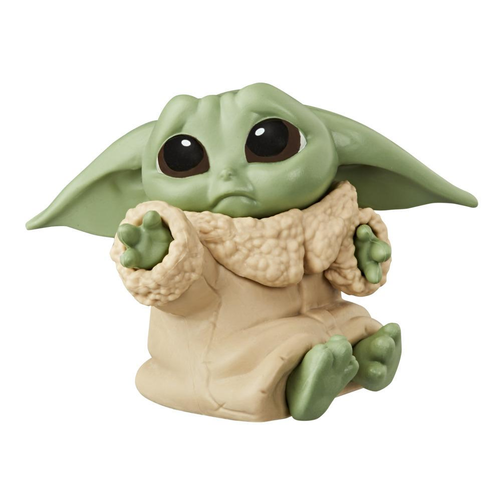 """Star Wars The Bounty Collection The Child Collectible Toys 2.2-Inch The Mandalorian """"Baby Yoda"""" Hold Me Pose Figure"""