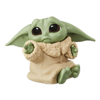 "Star Wars The Bounty Collection The Child Collectible Toys 2.2-Inch The Mandalorian ""Baby Yoda"" Hold Me Pose Figure"