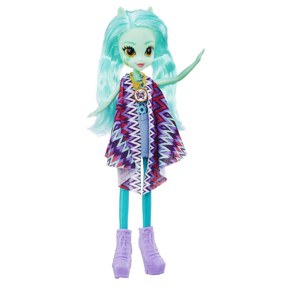 My Little Pony Equestria Girls Legend of Everfree Lyra Heartstrings Doll