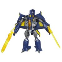 TRANSFORMERS PRIME CYBERVERSE COMMAND YOUR WORLD Commander Class Series 2 DREADWING Figure