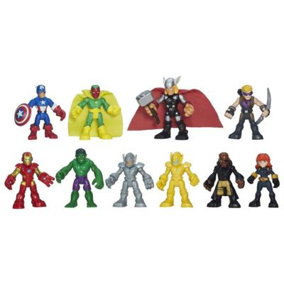Playskool Heroes Marvel Super Hero Adventures Ultimate Super Hero Set