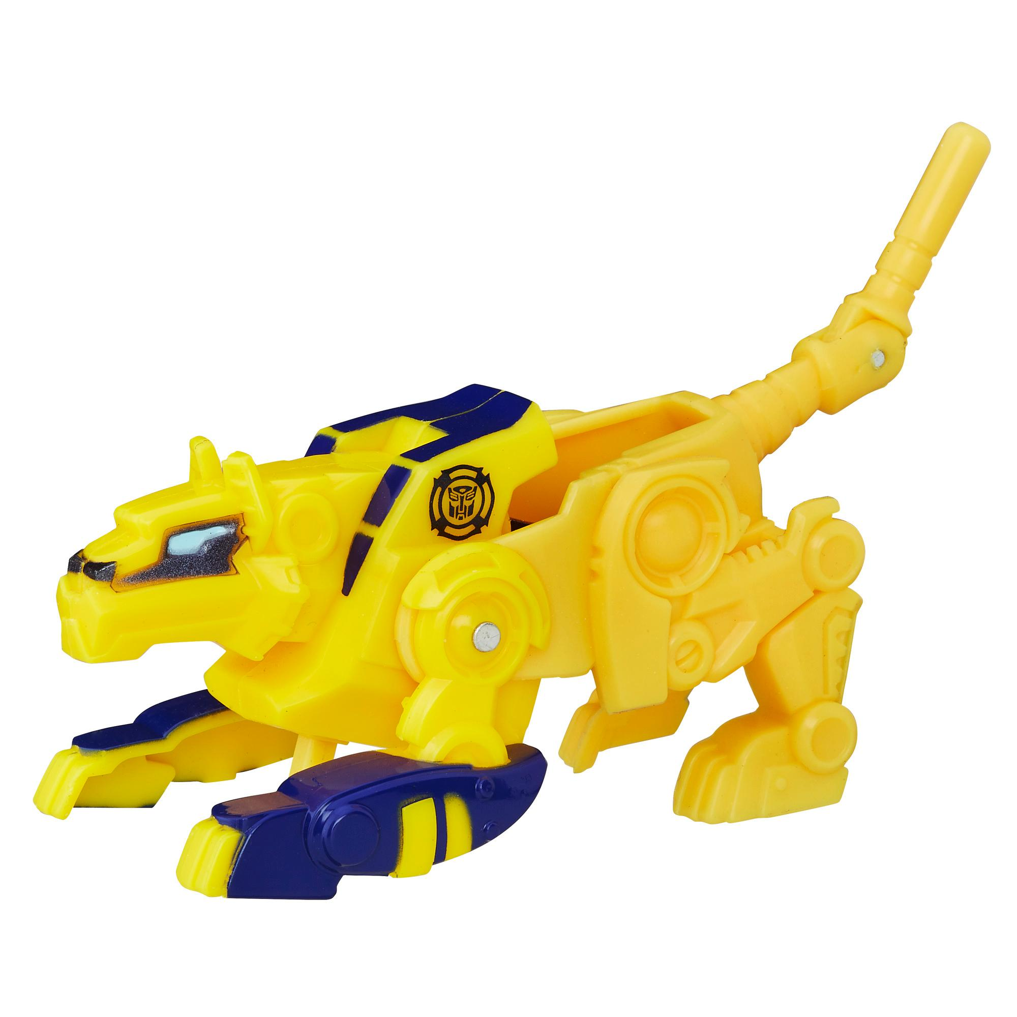 Playskool Heroes Transformers Rescue Bots Swift the Cheetah-Bot