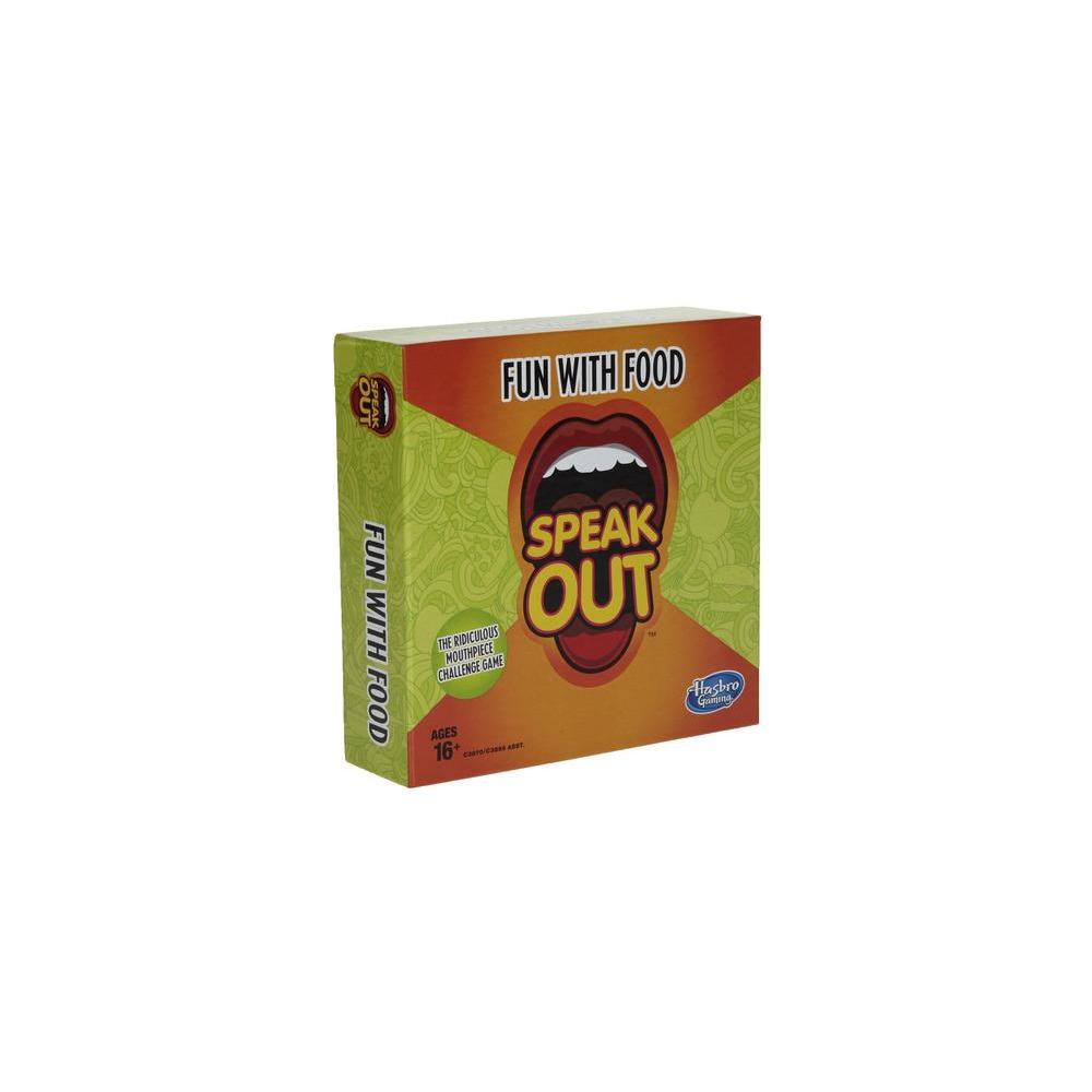 Speak Out Expansion Pack: Fun With Food