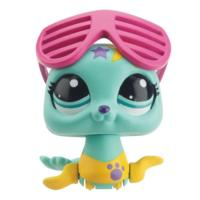 LITTLEST PET SHOP WALKABLES Dancing Pets Grooving Seal