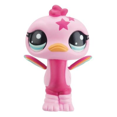 LITTLEST PET SHOP WALKABLES Dancing Pets Dancing Ostrich