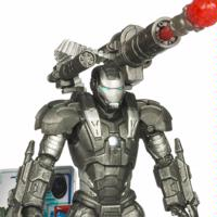 IRON MAN 2 Movie Series: WAR MACHINE