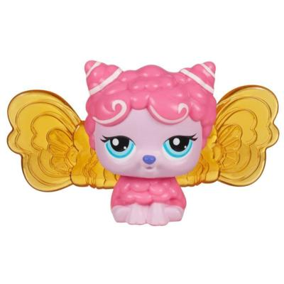 LITTLEST PET SHOP Fairies SHIMMERING SKY Sun Bright Fairy Pet