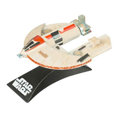 Star Wars TITANIUM SERIES Die-Cast Dengar's Punishing One