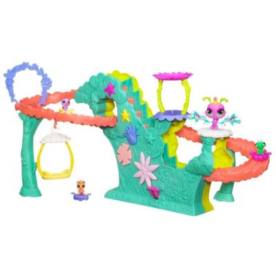 LITTLEST PET SHOP Fairies FAIRY FUN ROLLERCOASTER Playset