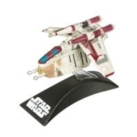 Star Wars TITANIUM SERIES Die-Cast Republic Gunship