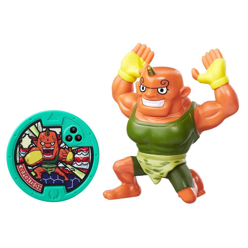 Yo kai watch medal moments sgt burly yokai for Decoration yo kai watch