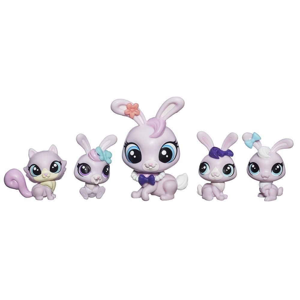 Littlest Pet Shop Surprise Families Mini Pet Pack Bunnies