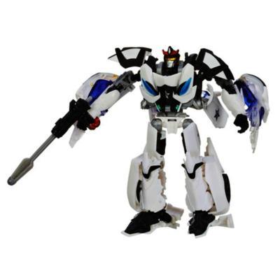 Transformers Prime Beast Hunters Deluxe Class Prowl Figure