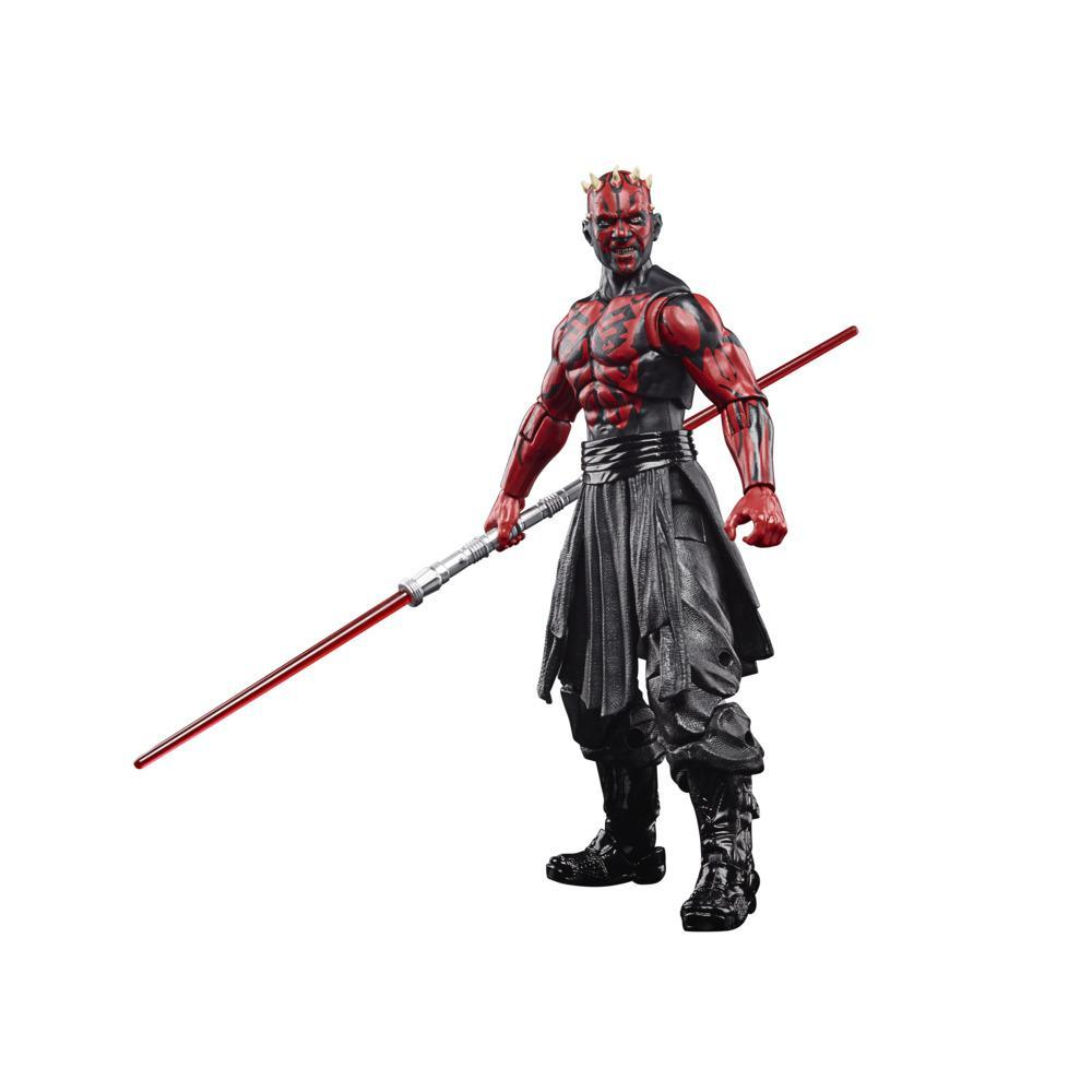 Star Wars The Black Series Darth Maul (Sith Apprentice) Lucasfilm 50th Anniversary Star Wars: Darth Maul Action Figure
