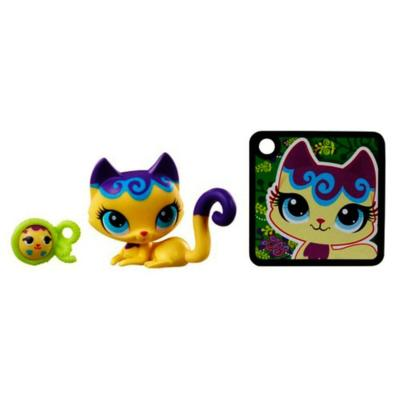 Littlest Pet Shop 2-Pack (Cat Pet and Kitty Friend)