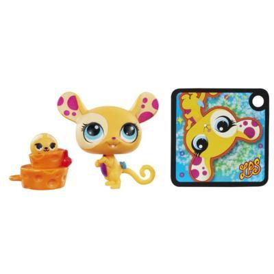 Littlest Pet Shop 2-Pack (Mouse Pet and Mouse Friend)