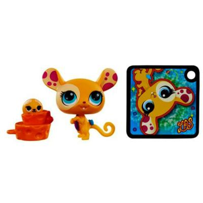 Littlest Pet Shop 2-Pack (Mouse Pet and Mouse Friend)