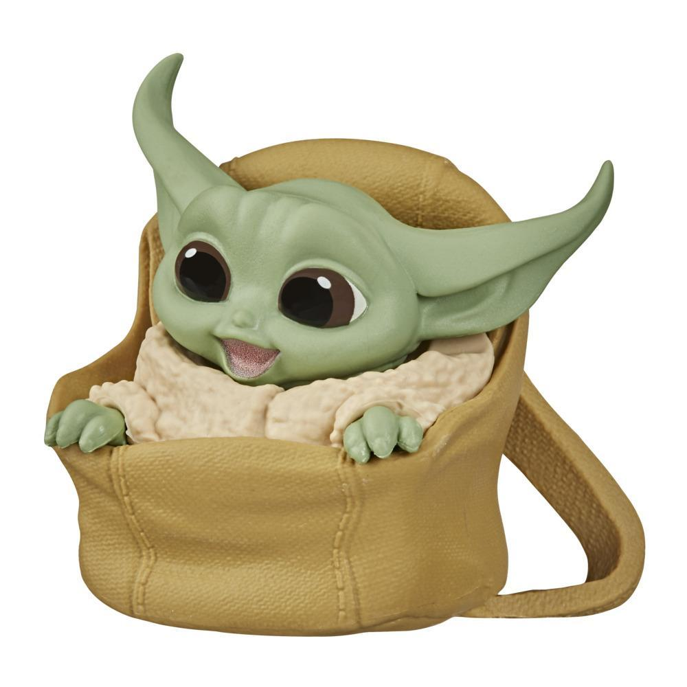 """Star Wars The Bounty Collection Series 2 The Child Collectible Toy 2.2-Inch """"Baby Yoda"""" Speeder Ride Pose Figure"""