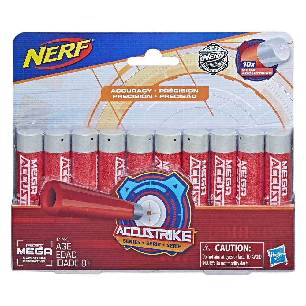 Nerf N-Strike Mega AccuStrike Series 10-Pack Refill
