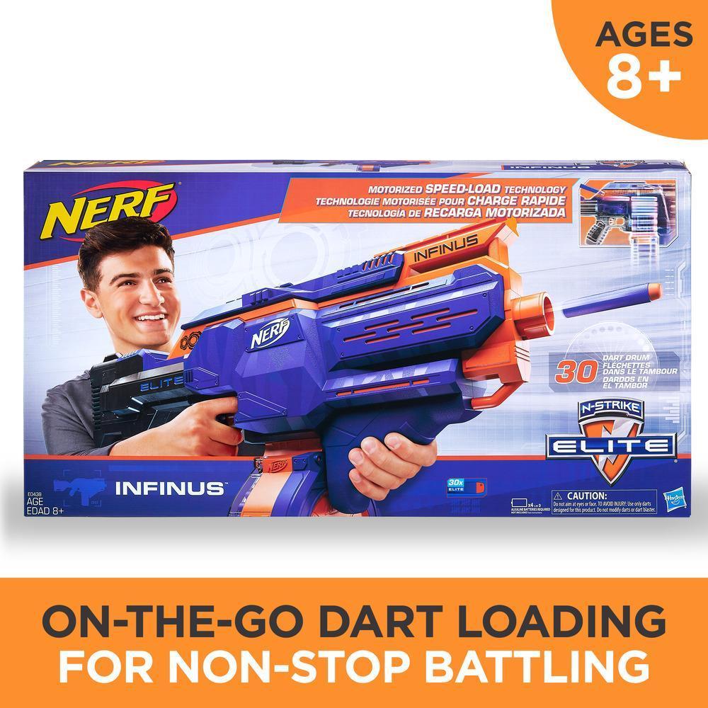 Nerf N-Strike Elite Infinus