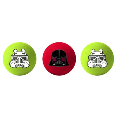 ANGRY BIRDS STAR WARS KOOSH Galactic Empire 3-Pack