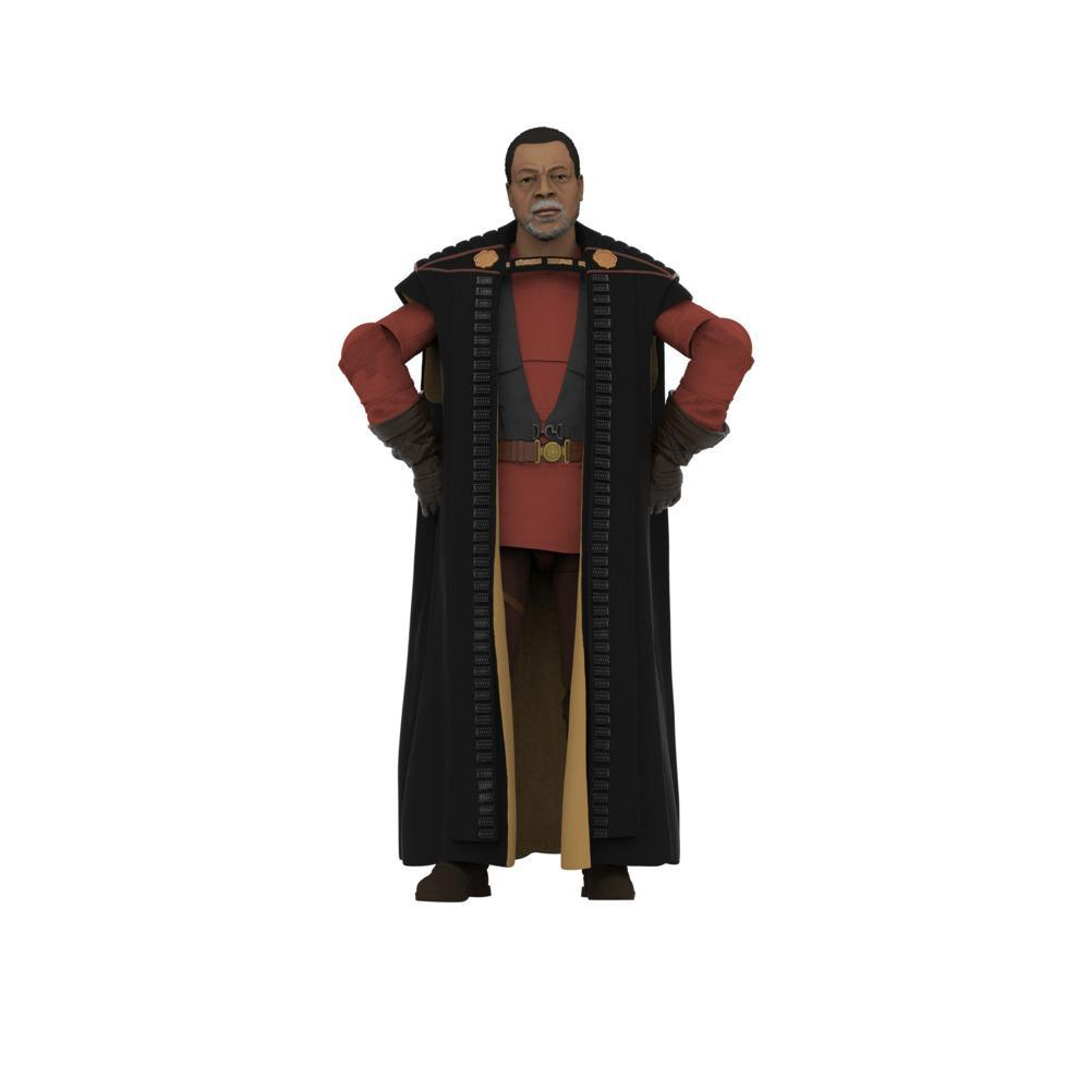 Star Wars The Vintage Collection Greef Karga Toy, 3.75-Inch-Scale The Mandalorian Action Figure for Kids Ages 4 and Up