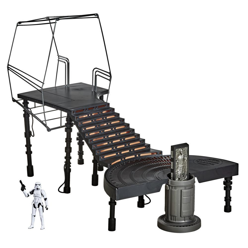 Star Wars The Vintage Collection Star Wars: The Empire Strikes Back Carbon-Freezing Chamber Playset, Kids Ages 4 and Up