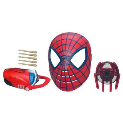 THE AMAZING SPIDER-MAN Deluxe Rapid-Fire Web Shooter Pack