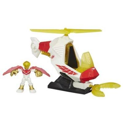 Playskool Heroes Marvel Super Hero Adventures Talon Copter With Marvel's Falcon