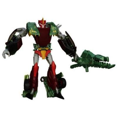 Transformers Prime Beast Hunters Deluxe Class Knock Out