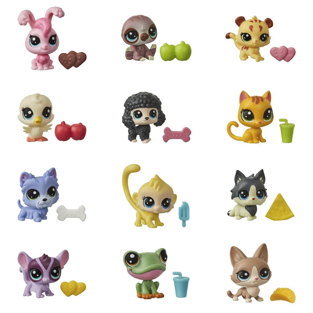 Littlest Pet Shop Tiny Pet Carrier Toy, Ages 4 and Up