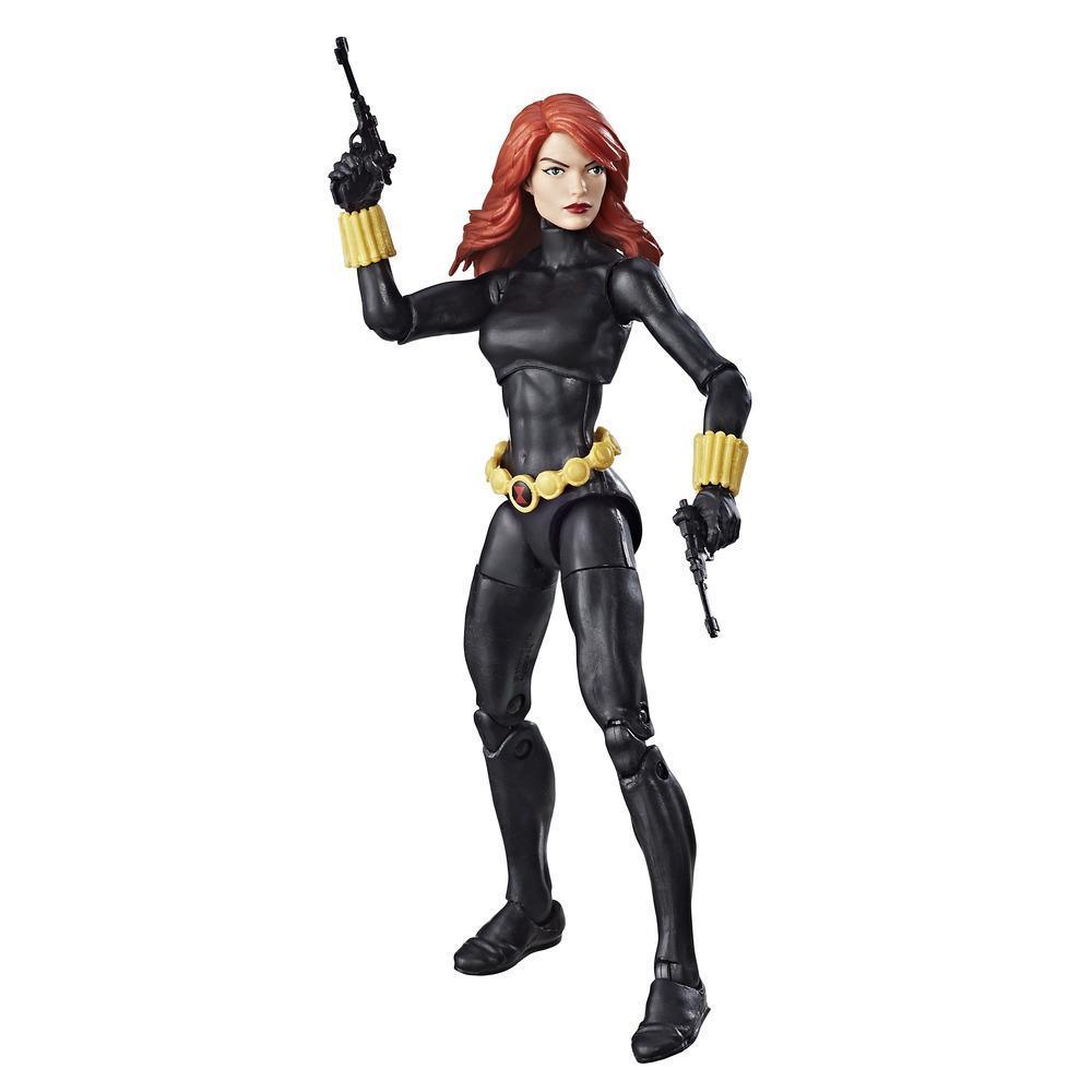 Marvel Retro 6-inch Collection Black Widow Figure