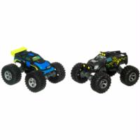 TONKA TREAD SHIFTERS DESERT MOUNTAIN RALLY Challenge Pack: RIVERBED RACER and QUICKSAND CRUSHER Vehicles